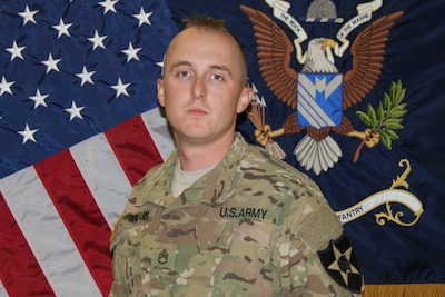 Staff Sgt. Wesley Williams